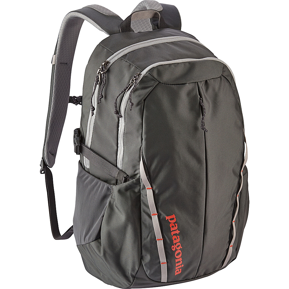 Patagonia Mens Refugio Pack 28L Forge Grey - Patagonia School & Day Hiking Backpacks - Backpacks, School & Day Hiking Backpacks