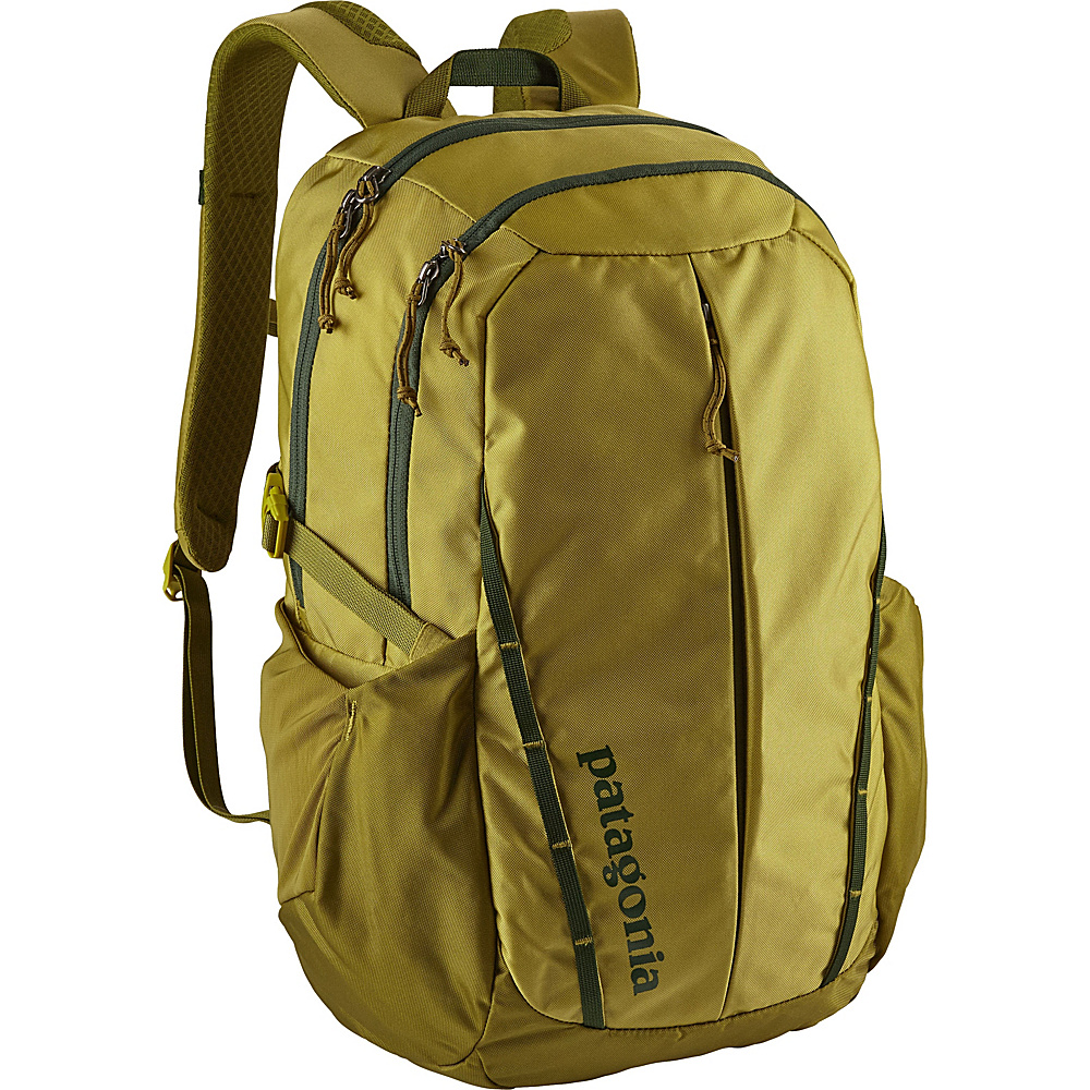 Patagonia Mens Refugio Pack 28L Golden Jungle - Patagonia School & Day Hiking Backpacks - Backpacks, School & Day Hiking Backpacks
