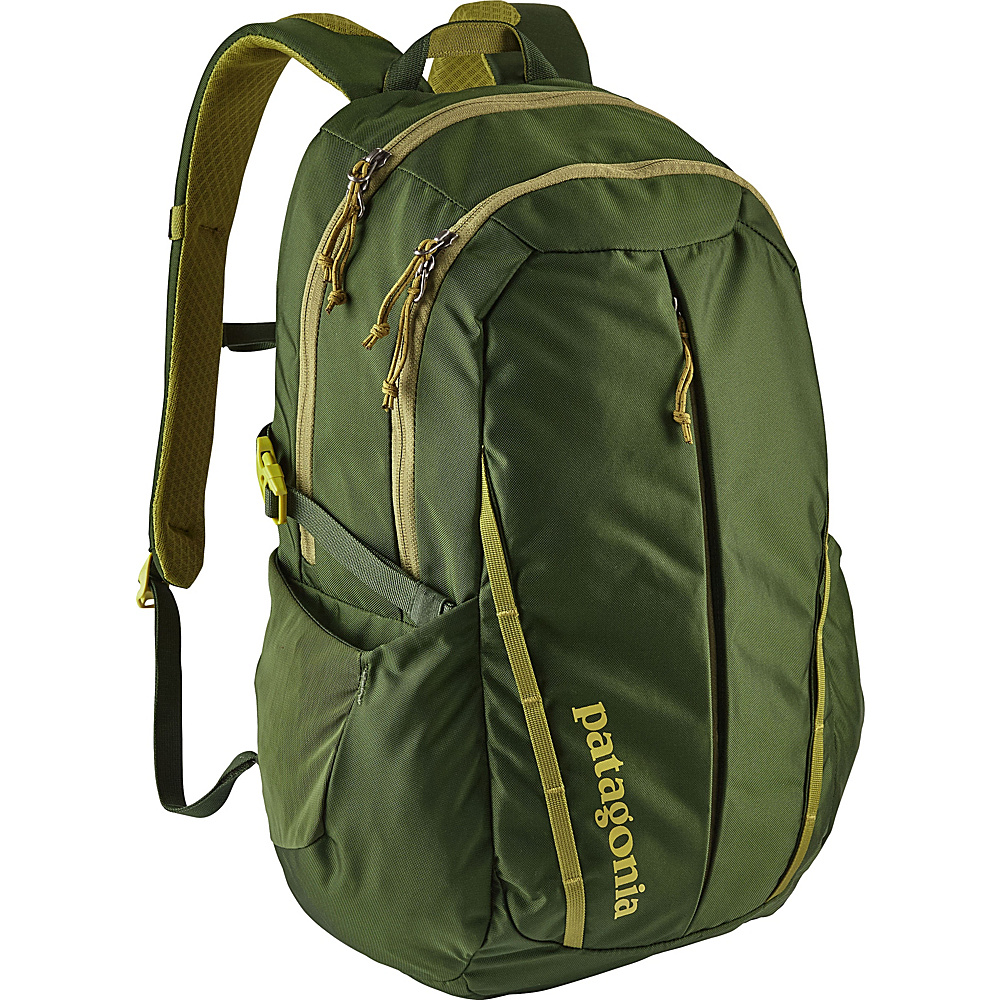 Patagonia Mens Refugio Pack 28L Glades Green - Patagonia School & Day Hiking Backpacks - Backpacks, School & Day Hiking Backpacks