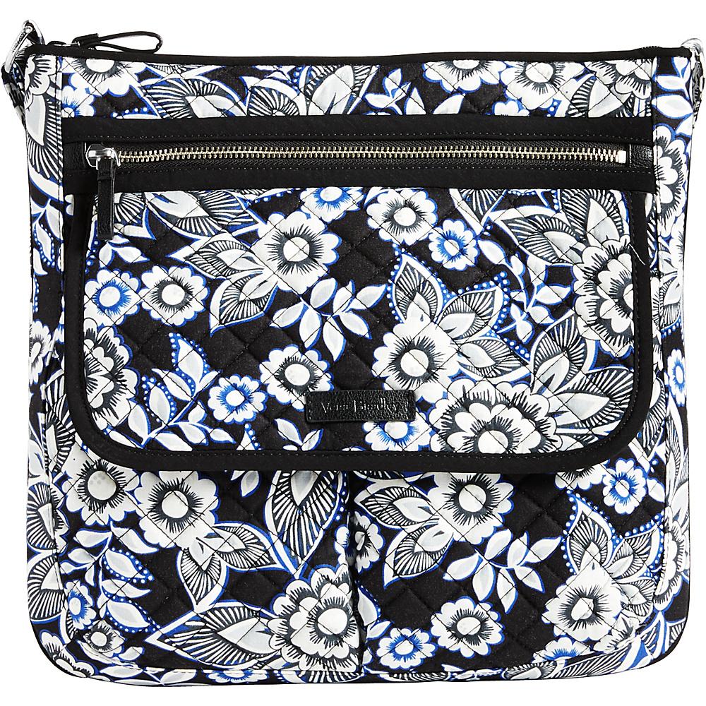 Vera Bradley Iconic Mailbag Snow Lotus - Vera Bradley Fabric Handbags - Handbags, Fabric Handbags