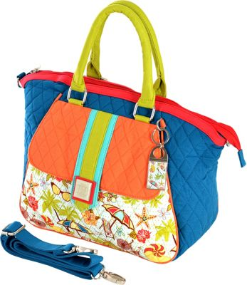Inky & Bozko Beachy Keen Oversized City Bag Beachy Keen - Inky & Bozko Gym Bags