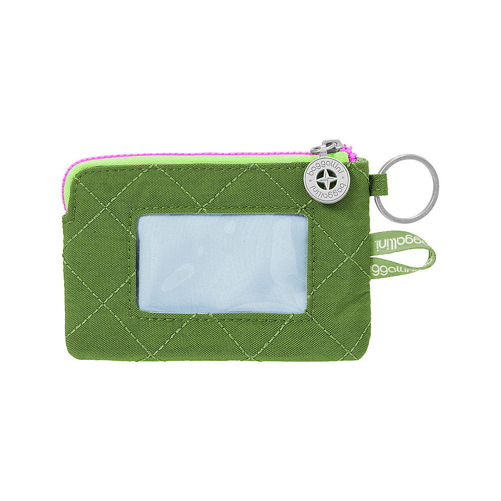 baggallini RFID Card Case Green/Kiwi - baggallini Womens Wallets - Women's SLG, Women's Wallets
