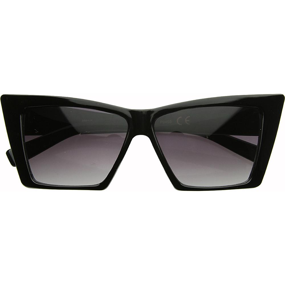 SW Global Holly Cateye Fashion Sunglasses Black - SW Global Eyewear - Fashion Accessories, Eyewear