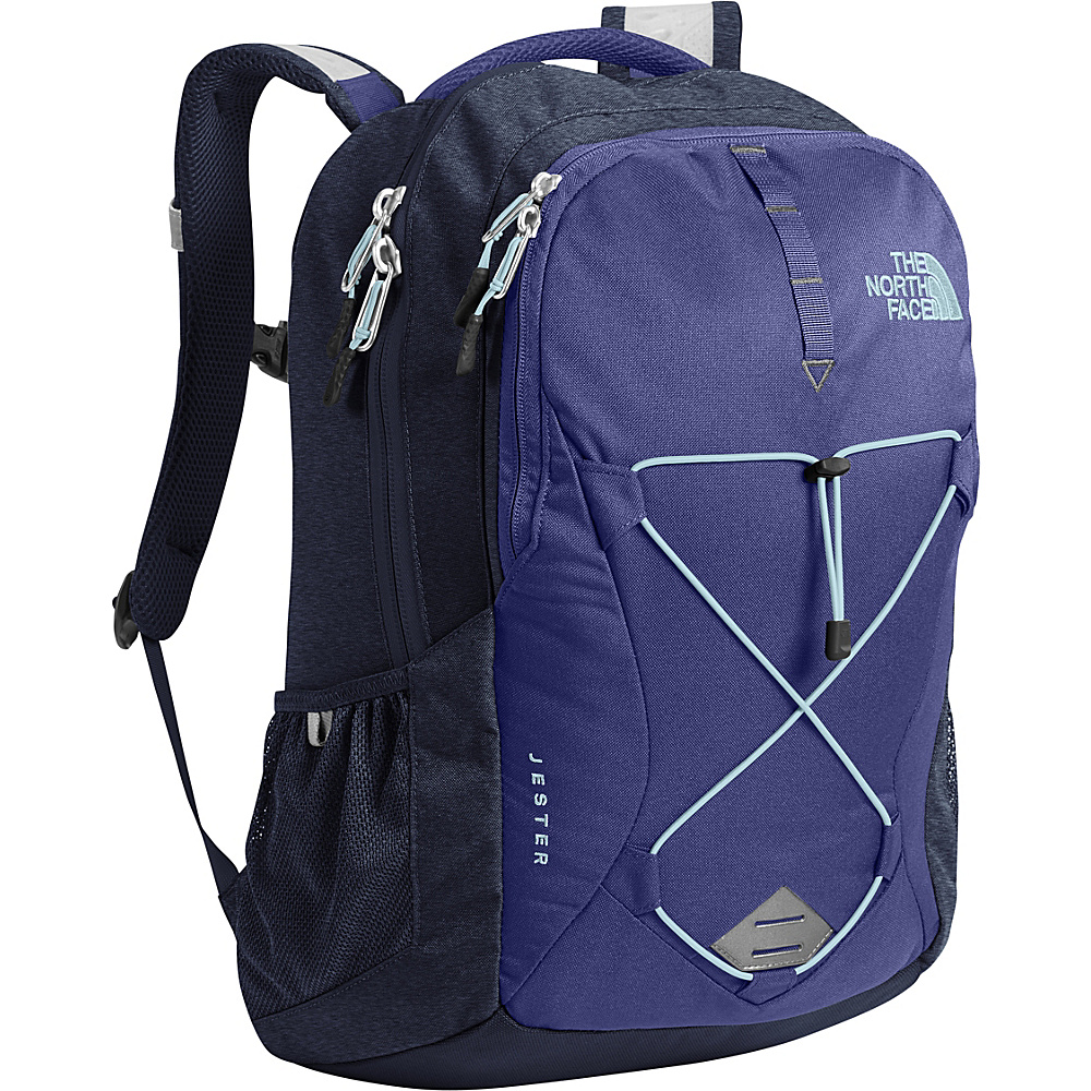 The North Face Womens Jester Laptop Backpack 15- Sale Colors Bright Navy - The North Face Business & Laptop Backpacks - Backpacks, Business & Laptop Backpacks