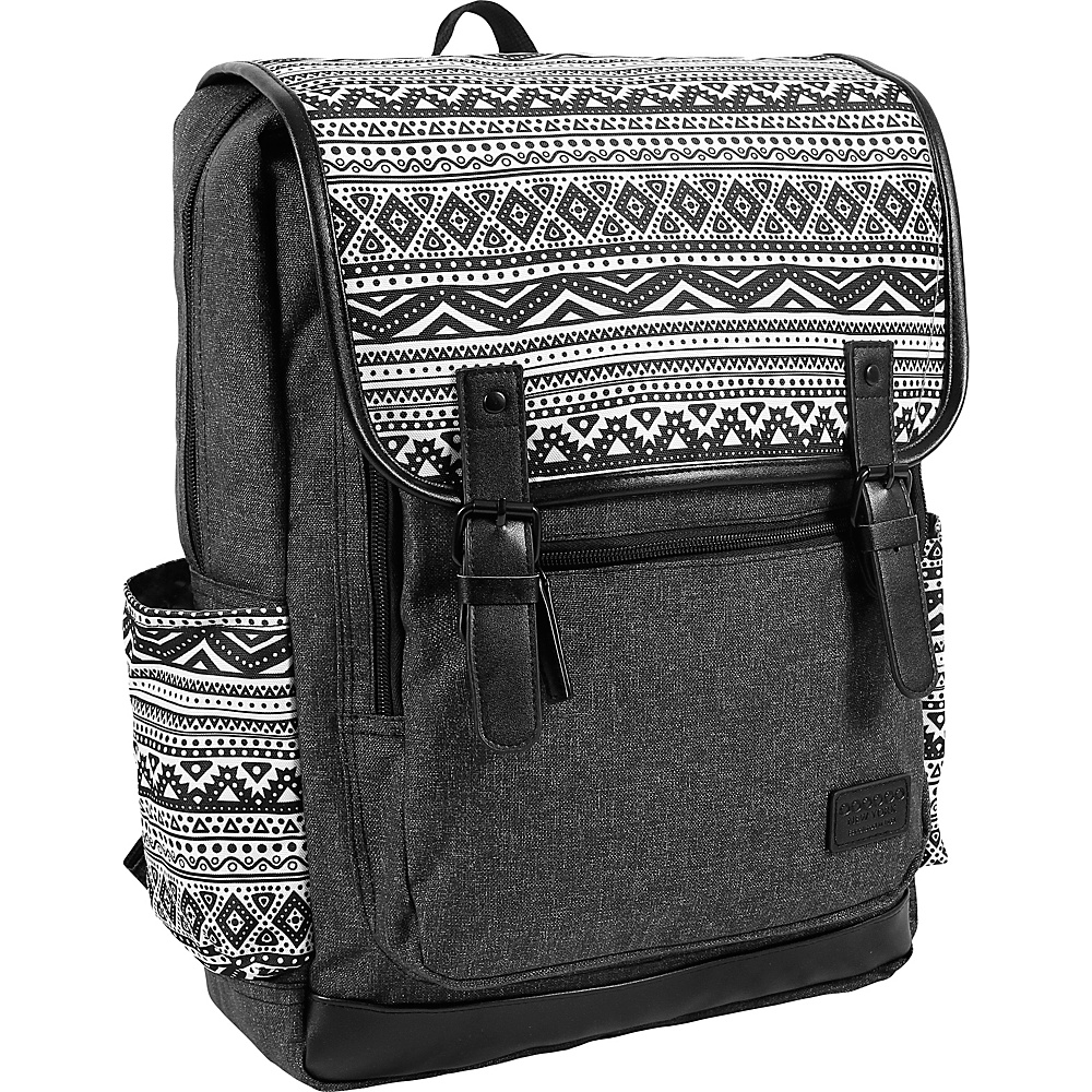 J World New York Franklin Laptop Backpack Tribal - J World New York Laptop Backpacks - Backpacks, Laptop Backpacks