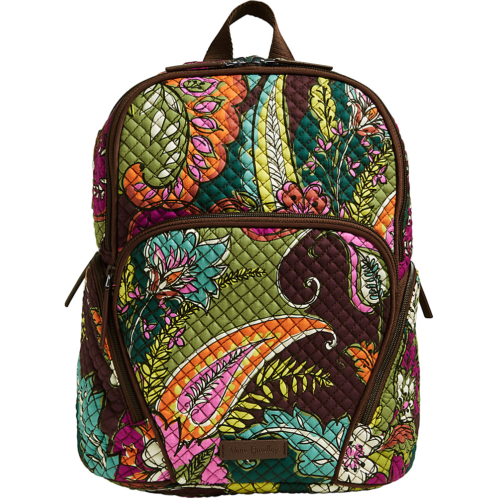Vera Bradley Hadley Backpack Autumn Leaves - Vera Bradley Fabric Handbags - Handbags, Fabric Handbags