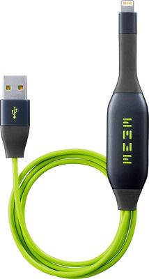 MEEM Memory Cable for iPhone: Back-Up Onto The Cable & Charge At The Same Time 128 GB