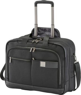 Titan Bags Power Pack Organizational 19 inch Business Wheeler Black - Titan Bags Wheeled Business Cases