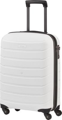 Titan Bags Limit Unbreakable 21 inch Hardside International Carry-On Spinner Luggage White - Titan Bags Kids' Luggage