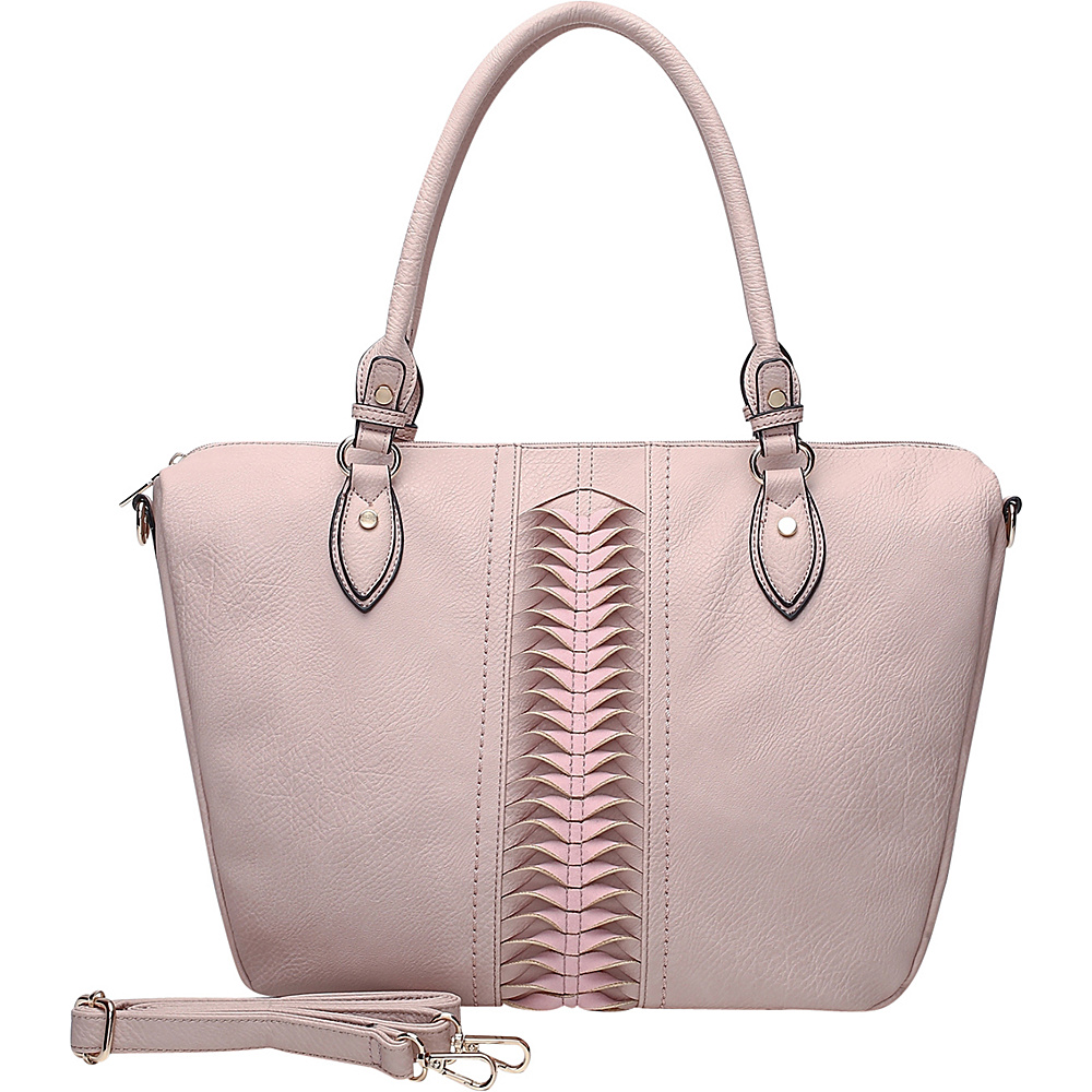 MKF Collection by Mia K. Farrow Indomitable Veita Tote Pink - MKF Collection by Mia K. Farrow Manmade Handbags - Handbags, Manmade Handbags