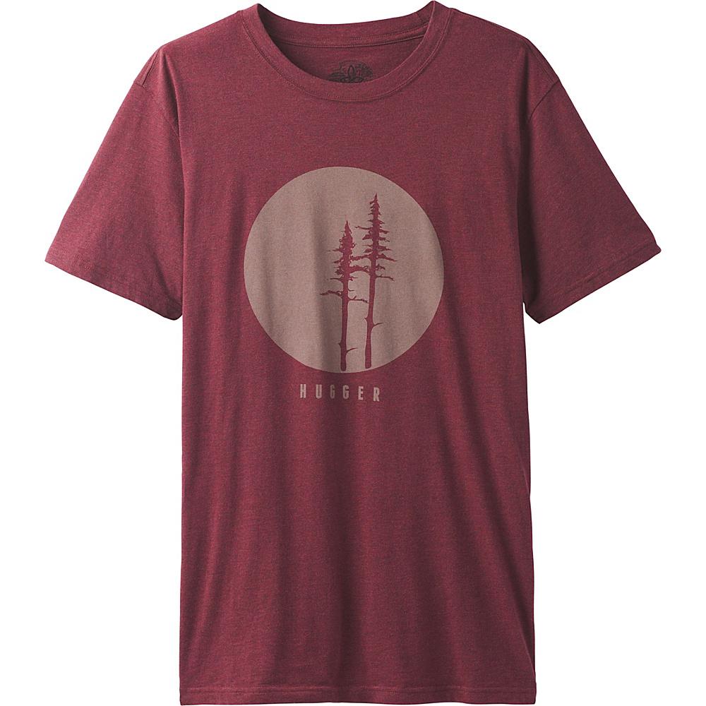 PrAna Tree Hugger T-Shirt XL - Raisin - PrAna Mens Apparel - Apparel & Footwear, Men's Apparel