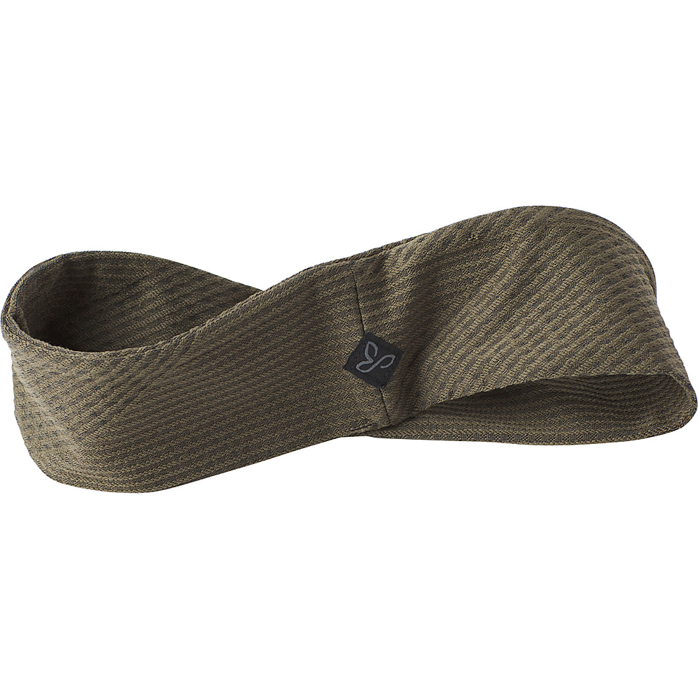 PrAna Jacquard Headband One Size - Cargo Green Geo - PrAna Hats - Fashion Accessories, Hats