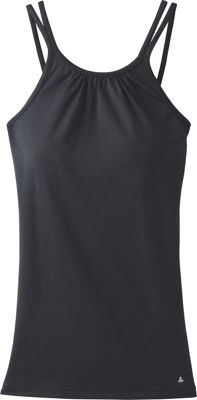 PrAna Balletic Tank L - Black - PrAna Women's Apparel