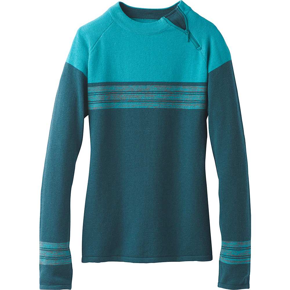 PrAna Mariana Sweater XL - Deep Balsam - PrAna Womens Apparel - Apparel & Footwear, Women's Apparel