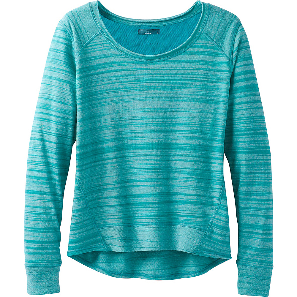 PrAna Fallbrook Top XL - North Sea - PrAna Womens Apparel - Apparel & Footwear, Women's Apparel