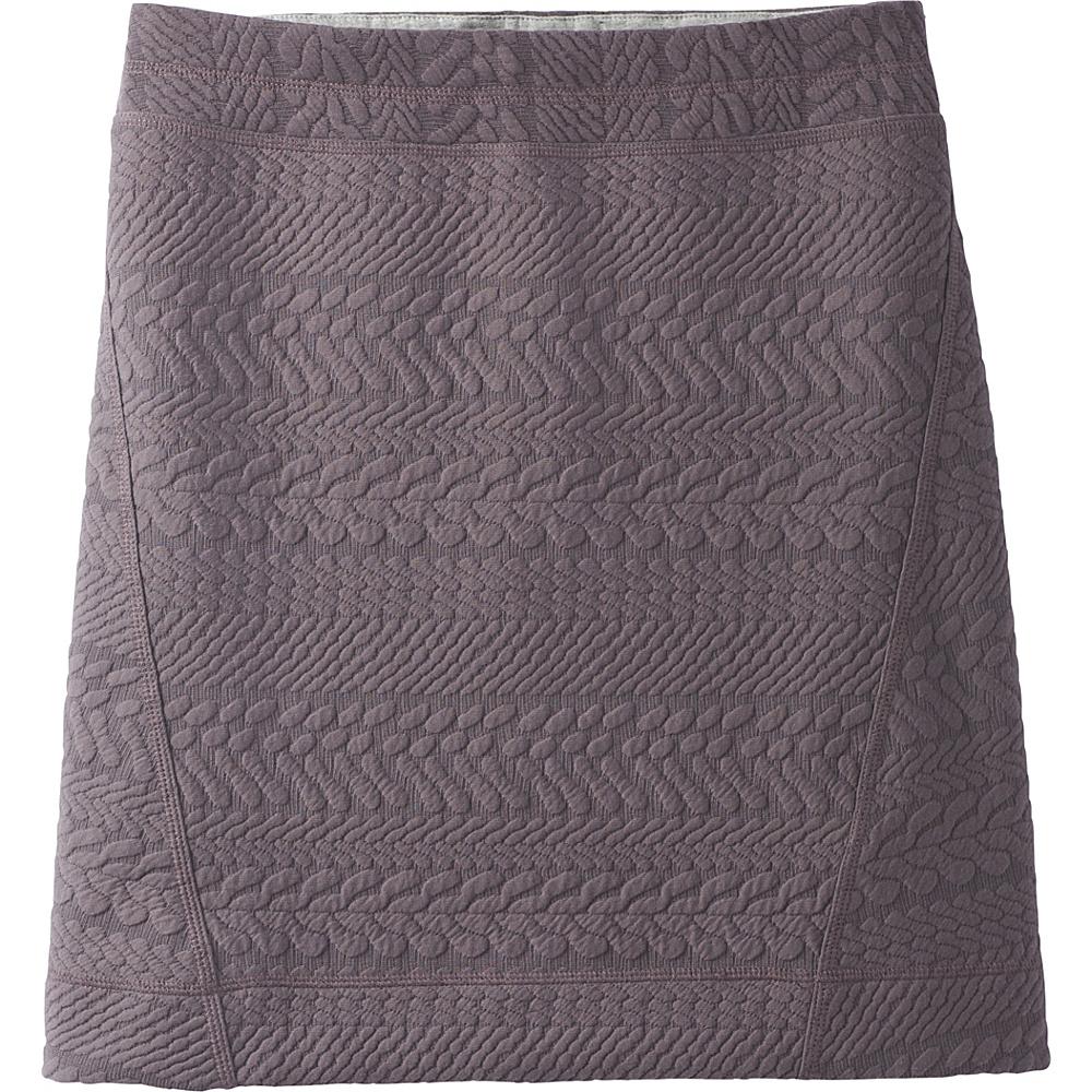 PrAna Macee Skirt S - Muted Truffle - PrAna Womens Apparel - Apparel & Footwear, Women's Apparel