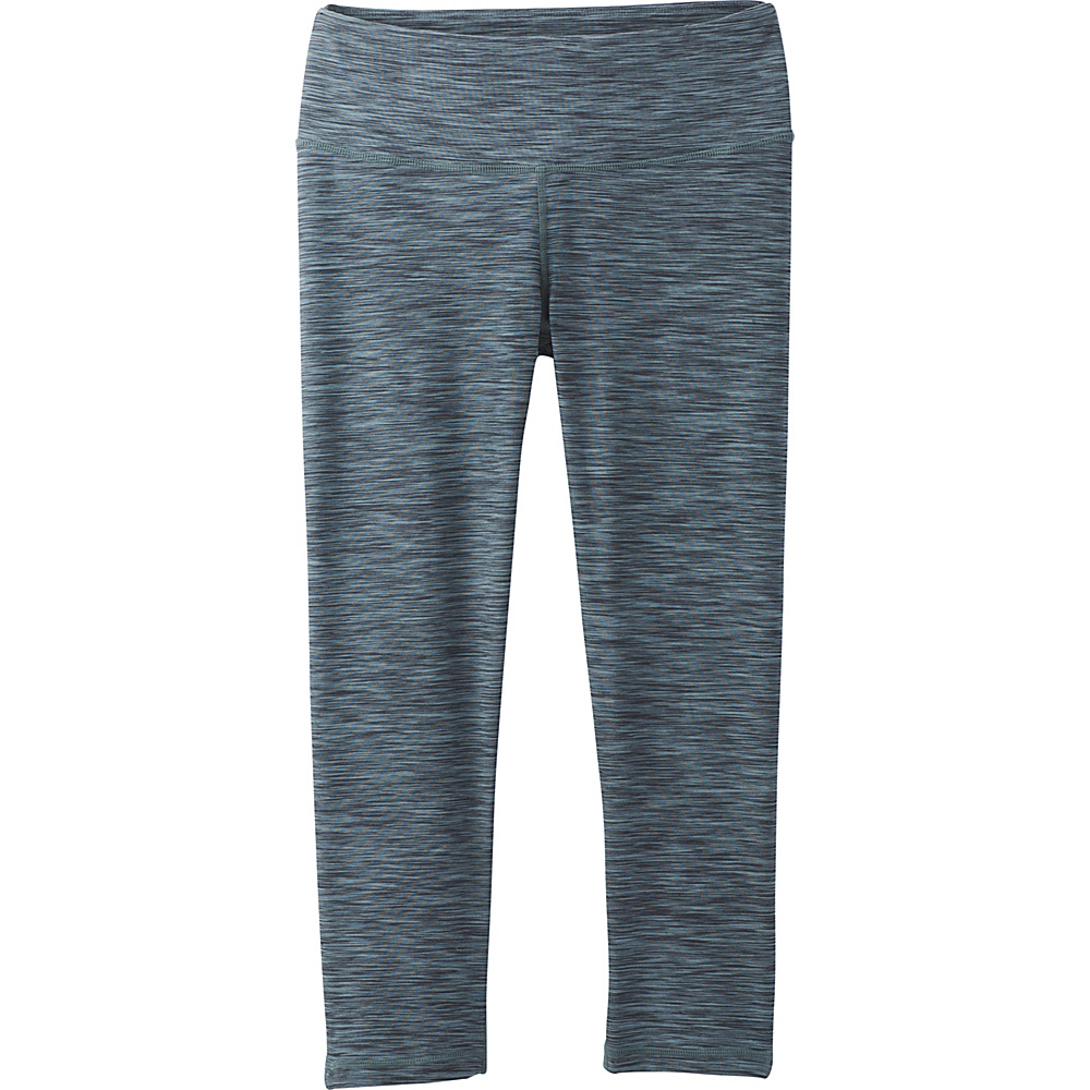 PrAna Clover Capri S - Bayou Blue - PrAna Womens Apparel - Apparel & Footwear, Women's Apparel