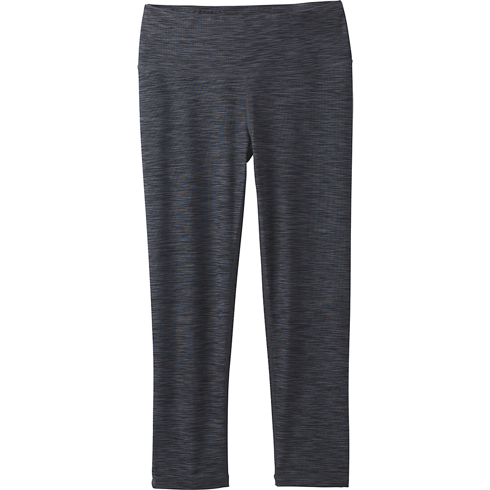 PrAna Clover Capri S - Charcoal - PrAna Womens Apparel - Apparel & Footwear, Women's Apparel