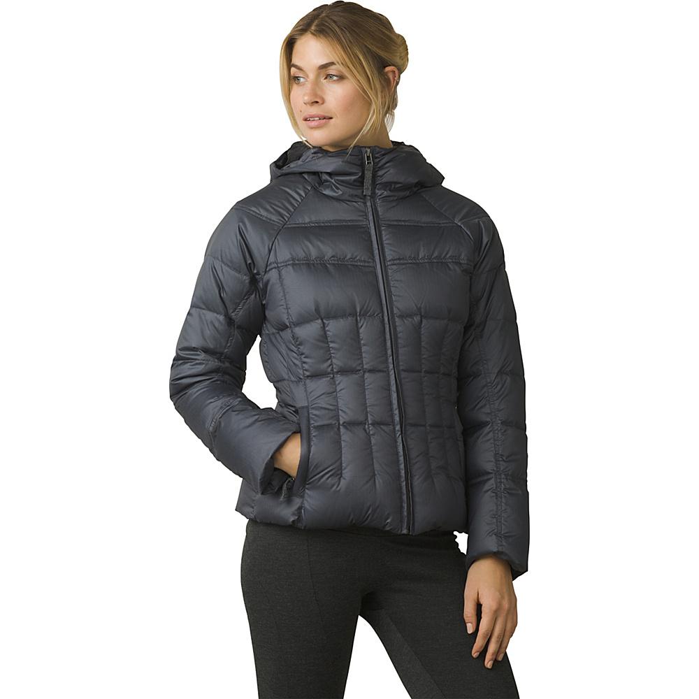 PrAna Imogen Jacket M - Coal - PrAna Womens Apparel - Apparel & Footwear, Women's Apparel