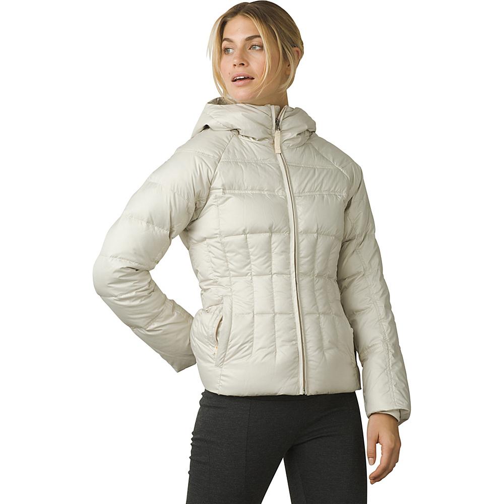 PrAna Imogen Jacket M - Jute - PrAna Womens Apparel - Apparel & Footwear, Women's Apparel
