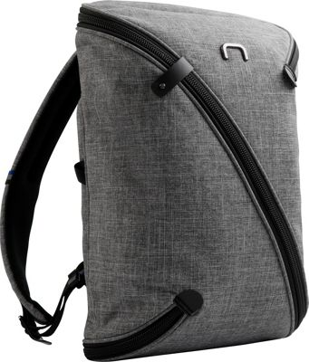 NIID UNO I Slim Laptop Backpack Gray - NIID Laptop Backpacks