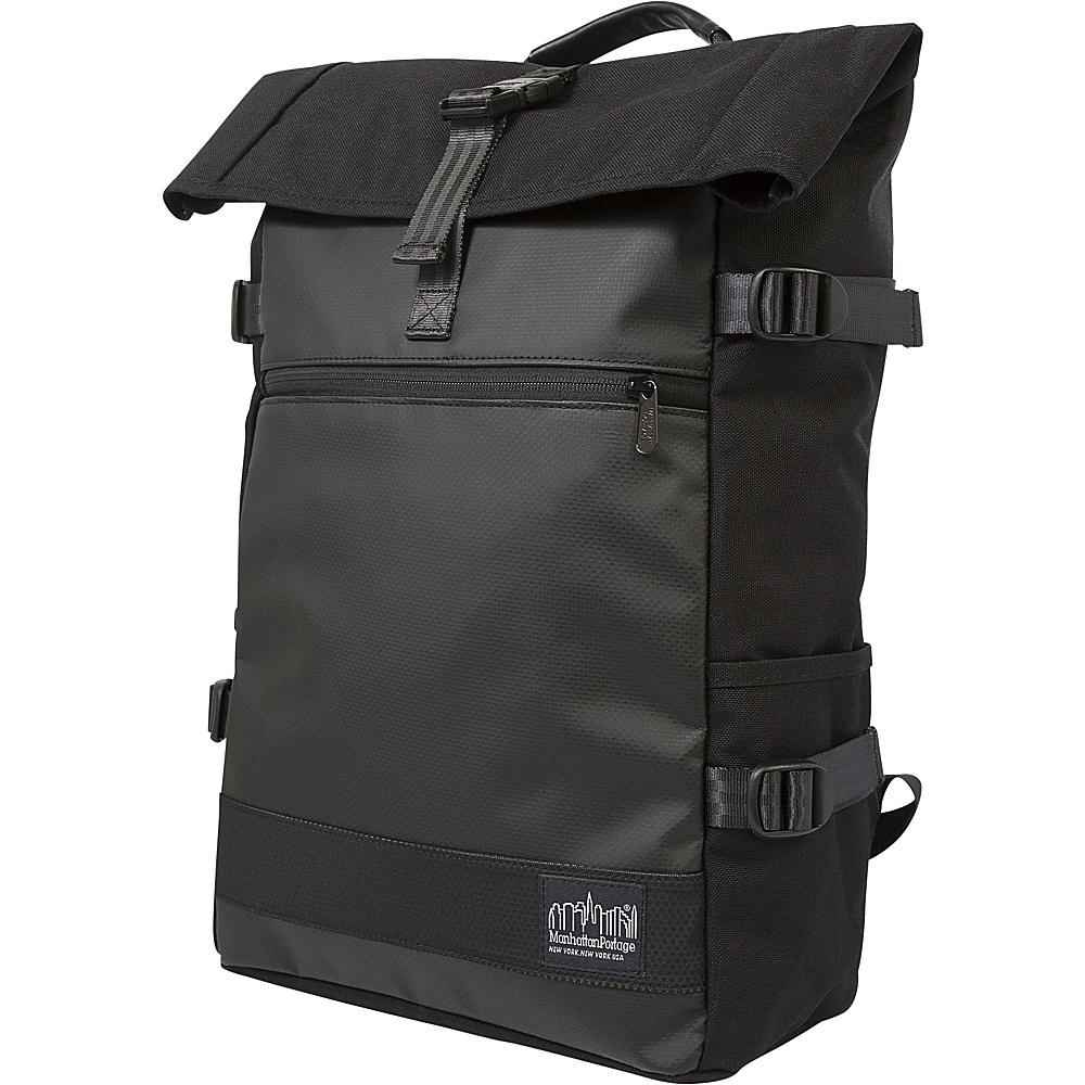 Manhattan Portage Prospect Backpack Ver.2 Black - Manhattan Portage School & Day Hiking Backpacks - Backpacks, School & Day Hiking Backpacks