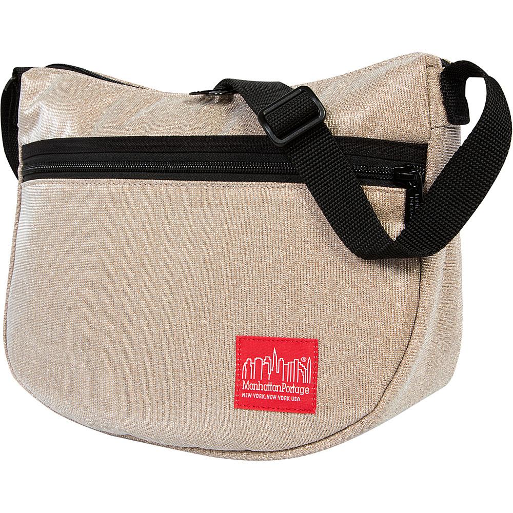 Manhattan Portage Midnight Bowling Green Shoulder Bag Champange - Manhattan Portage Designer Handbags - Handbags, Designer Handbags
