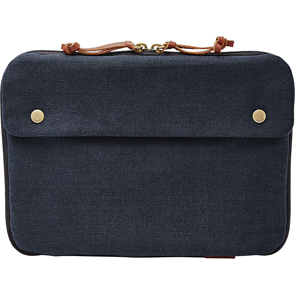 Fossil Tech Organizer Navy - Fossil Packing Aids - Travel Accessories, Packing Aids