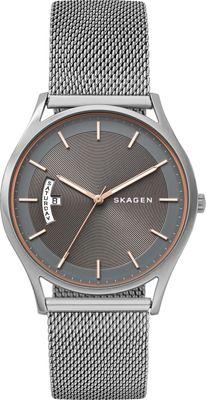 Skagen Holst Watch Silver - Skagen Watches