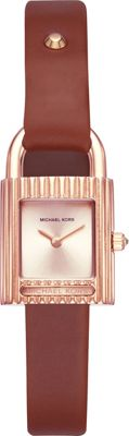 Michael Kors Watches Isadore Two-Hand Watch Red - Michael Kors Watches Watches