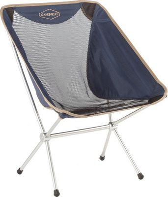 Kamp Rite Ultra Lite Chair Blue / Khaki - Kamp Rite Outdoor Accessories