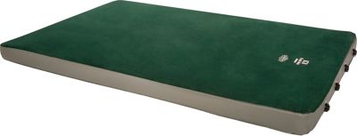 Kamp Rite Kamp Rite Double Self-Inflating Mattress Green - Kamp Rite Outdoor Accessories