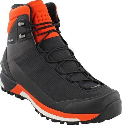 adidas outdoor Mens Terrex Tracefinder CH CP Shoe 7.5 - Black/Energy/Grey Four - adidas outdoor Men's Footwear