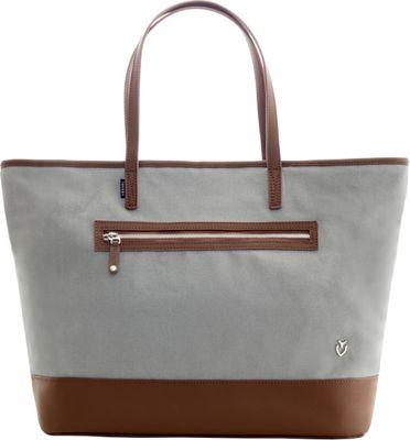 Vessel Refined Tote Slate - Vessel Fabric Handbags