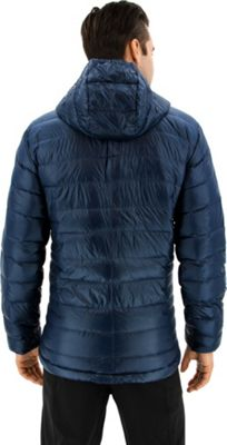 adidas outdoor Mens Terrex Climaheat Agravic Down Hooded Jacket M - Black - adidas outdoor Men's Apparel 10601014