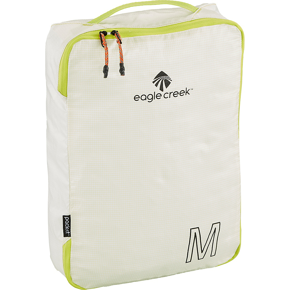 Eagle Creek Pack-It Specter Tech Cube M White/Strobe - Eagle Creek Travel Organizers - Travel Accessories, Travel Organizers