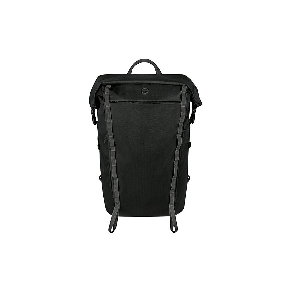 Victorinox Altmont Active Rolltop Compact Laptop Backpack Black - Victorinox Laptop Backpacks