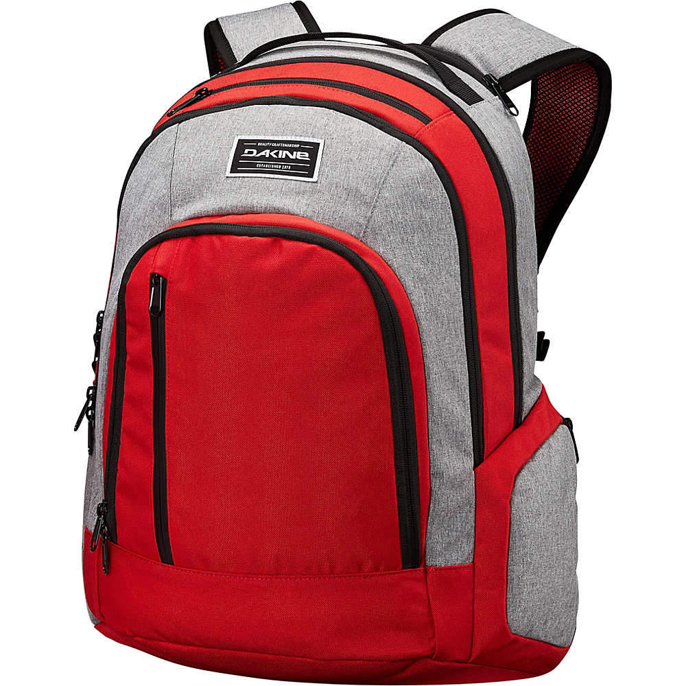DAKINE 101 29L Laptop Backpack Red - DAKINE Laptop Backpacks - Backpacks, Laptop Backpacks