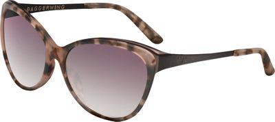 IVI Daggerwing Sunglasses Matte Mauve Tortoise - Gloss Mauve - IVI Eyewear