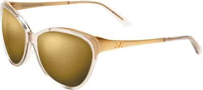 IVI Daggerwing Sunglasses Polished Nude - Brushed Champagne - IVI Eyewear