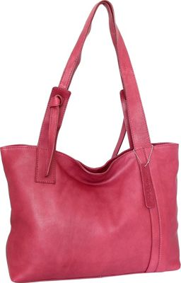 Nino Bossi Isa Tote Fuchsia - Nino Bossi Leather Handbags
