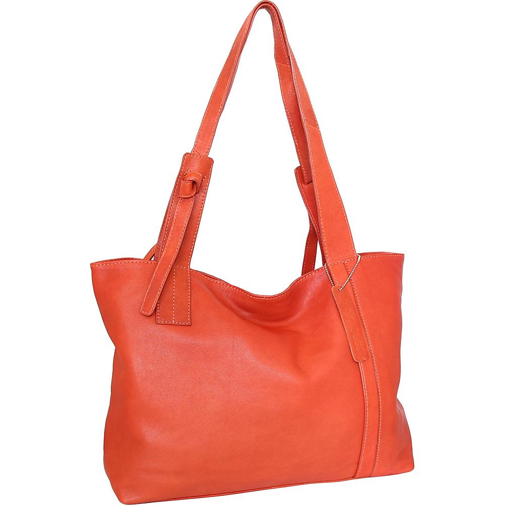 Nino Bossi Isa Tote Sunset - Nino Bossi Leather Handbags - Handbags, Leather Handbags