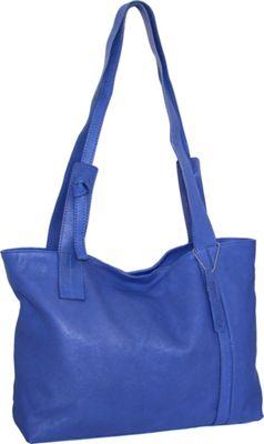 Nino Bossi Isa Tote Cobalt - Nino Bossi Leather Handbags