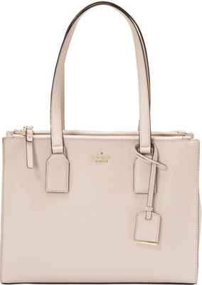 kate spade new york Cameron Street Small Jensen Shoulder Bag Tusk - kate spade new york Designer Handbags