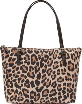 kate spade new york Watson Lane Leopard Small Maya Shoulder Bag Leopard Multi - kate spade new york Designer Handbags