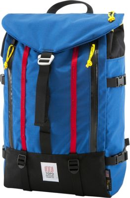 Topo Designs Mountain Pack Laptop Backpack Royal - Topo Designs Laptop Backpacks