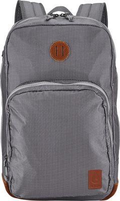 Nixon Range Laptop Backpack II Gray - Nixon Laptop Backpacks