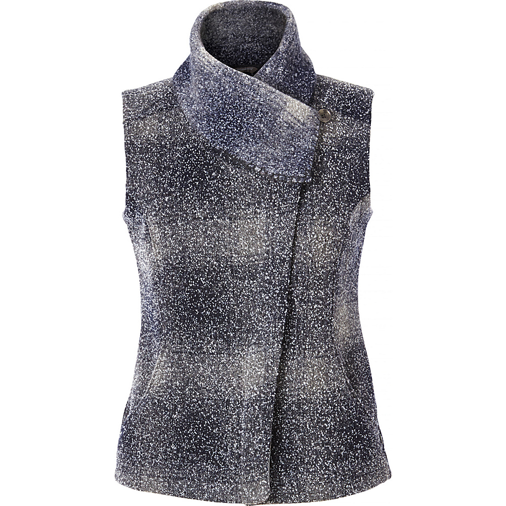 Royal Robbins Womens Dolomites Sweater Fleece Vest S - Blue Indigo - Royal Robbins Womens Apparel - Apparel & Footwear, Women's Apparel