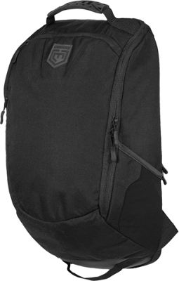 Cannae Pro Gear Urban Prefect Covert Backpack Black - Cannae Pro Gear Laptop Backpacks