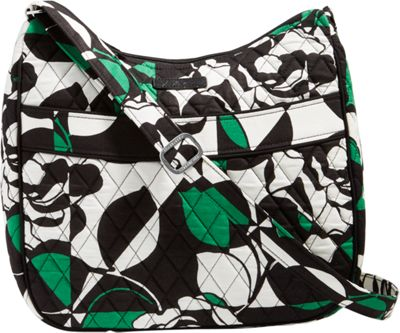 Vera Bradley Carryall Crossbody - Retired Prints Imperial Rose - Vera Bradley Fabric Handbags